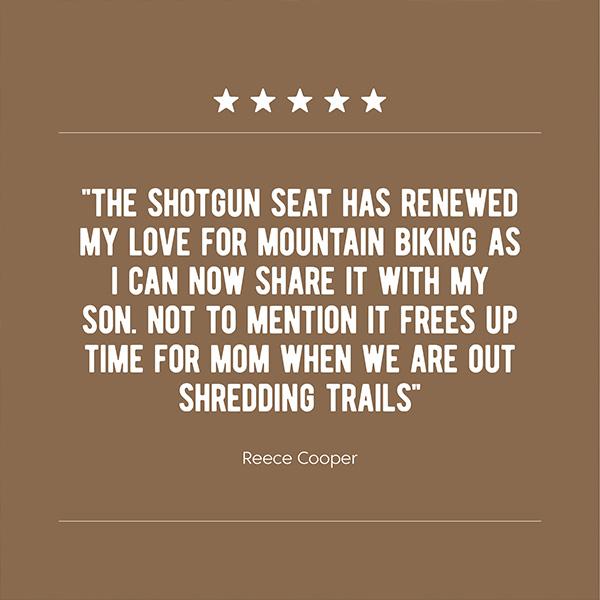 Kids Ride Shotgun Review