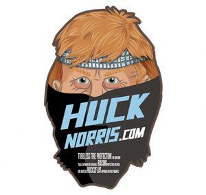 Huck Norris Logo