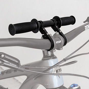 Kids Ride Shotgun Handlebars