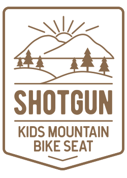 Kids Ride Shotgun Logo